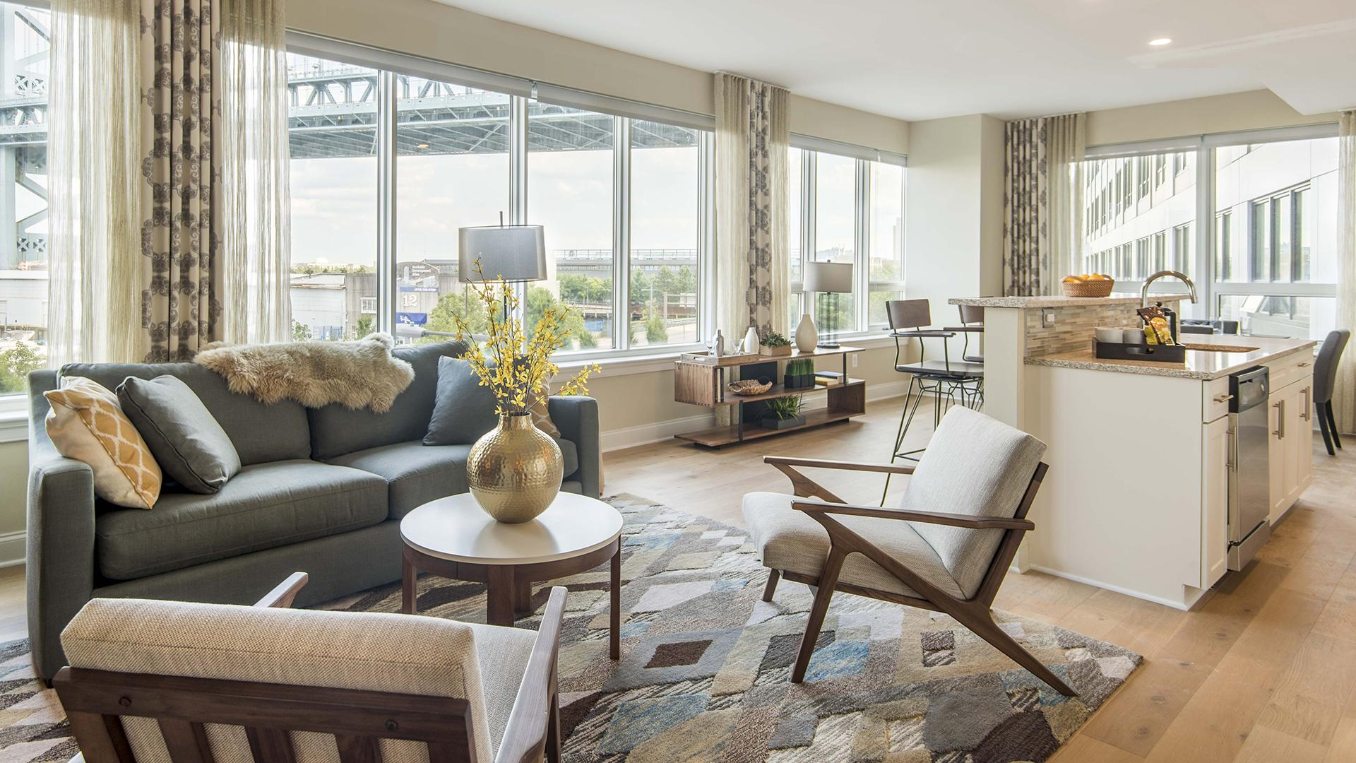 Luxury | One Water Street Apartments